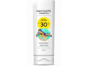 Nafigate Organic Sunscreen SPF30 200 ml