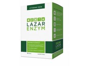 Lazar Enzym 75 tbl.