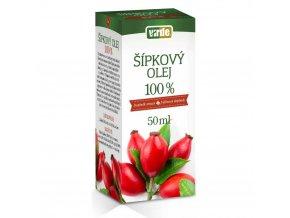 Virde Šípkový olej 100% 50 ml