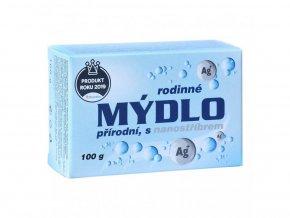 Nasil Přírodní mýdlo s nanostříbrem 100 g