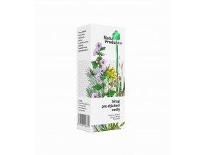 Naturprodukt Sirup pro dýchací cesty 200 ml