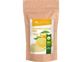 citronovy prasek bio 100g.jpg 800x600 q85 subsampling 2