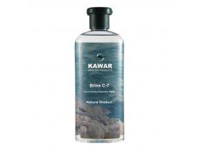 kawar brine c 7 koncentrovana voda z mrtveho mora 400ml 6251046059086