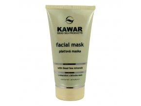 kawar pletova maska s mineralmi z mrtveho mora 150ml 6251046012012