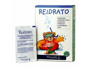 Reidrato prášek při dehydrataci 10 x 6,5 g