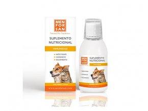 menforsan immunity na imunitu tekuty doplnek stravy pro psy a kocky 120 ml 1458752620190614102308