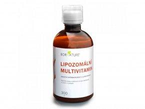 Bornature Lipozomální Multivitamin 300 ml