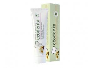 zubni pasta pro citlive zuby s hermankem hrebickem a kalidentem toothpaste for sensitive teeth 100 ml 14337229