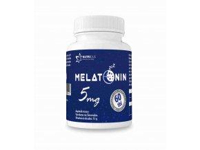 Nutricius Melatonin 5mg new extra