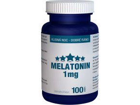 Pharma Activ Melatonin 100 tbl.