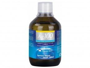 Pharma Activ Koloidní stříbro Ag100 (50ppm)