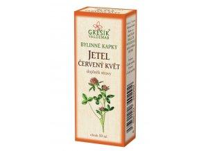 Grešík Jetel červený květ 50 ml