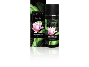 Ryor Lehký ochranný krém s rostlinnými extrakty 50 ml