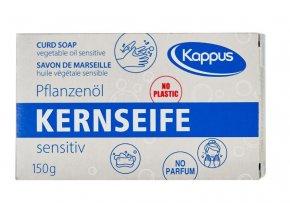 Kappus Koupelové mýdlo Sensitive 150 g