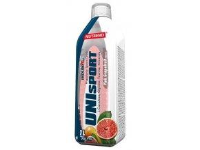 Nutrend Unisport pink grep 1000 ml
