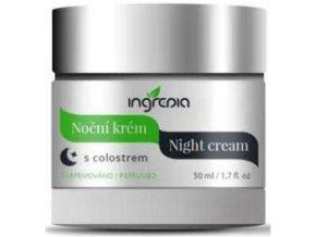 Ingredia Noční krém s colostrem 50 ml