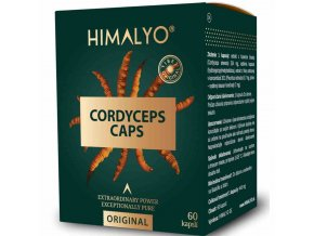 himalyo cordyceps caps 60 ks