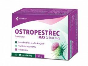 ostropestrec max 3 500mg t4