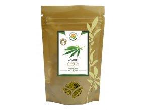 Konopí CBD - Cannabis sativa nať mletá 75g
