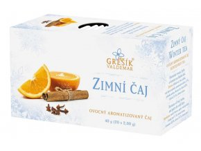 Grešík Zimní čaj 20 x 2 g
