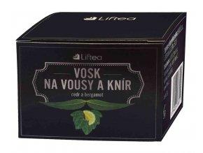Liftea Vosk na vousy a knír Cedr a Bergamot 25 g