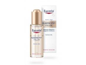 Eucerin Pleťové olejové sérum proti vráskám Elasticity+Filler 30 ml DMT: 28.02.2019