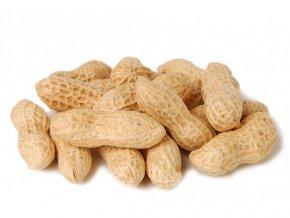 POEX Arašídy pražené neloupané 200 g