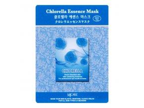 pletova maska mjcare chorella essence mask