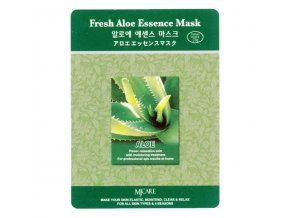 pletova maska mjcare aloe essence mask