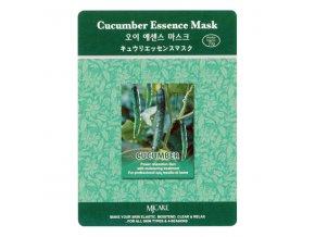 pletova maska mjcare cucumber essence mask
