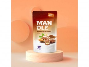 Mandle v Rooibos čokoládě 100 g