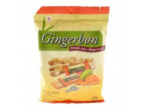 Gingerbon Zázvorové bonbóny s příchutí manga 125 g