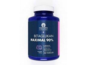 Renovality Betaglukan MAXIMAL 90% 90 tob.