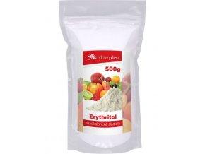 erythritol nizkokaloricke sladidlo 500g