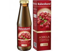 rabenhorst acerola plus c 1000 450ml