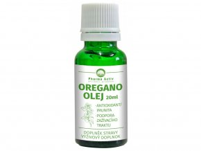 Pharma Activ Oregano olej 100% 20 ml