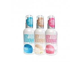 Deoguard Přírodní deodorant ve spreji 100 ml