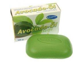 Kappus Toaletní mýdlo s avokádovým olejem 100g