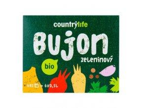 COUNTRY LIFE Zeleninový bujón 66 g