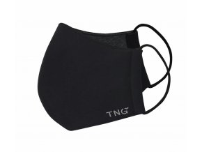 TNG rouska textilni 3 vrstva nano membrana antibakterialni cerna back