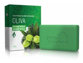 Naturprodukt bylinné mýdlo OLIVA 100 g