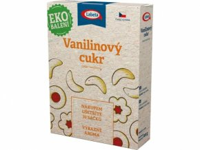 vanilinovy cukr 600g