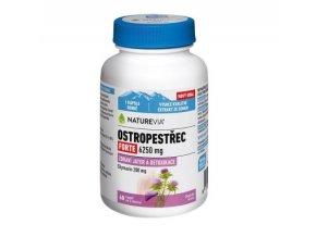 NatureVia Ostropestřec forte 6250 mg 60 kapslí