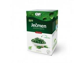 jecmen green ways bio tablety 210g