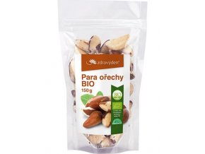 ZdravýDen® BIO Para ořechy 150 g DMT: 04.06.2021