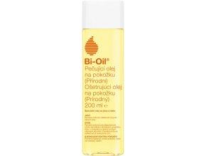 Bi-Oil Pečující olej (Přírodní) 200 ml