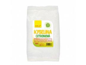 kyselina citronova 1000 g wolfberry v sacku