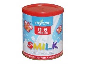 Ingredia S MILK sušené mléko s colostrem 0-6 měsíců 400g DMT: 17.012021