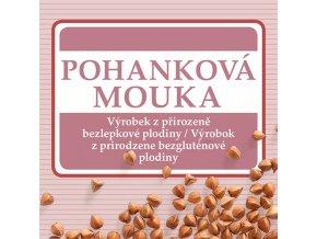 Adveni Pohanková mouka 250g DMT: 15.02.2021
