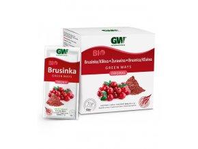 Green Ways BIO Brusinka 200 g